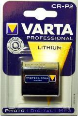 VARTA Pile photo 'LITHIUM', CR-P2, 6,0 volt