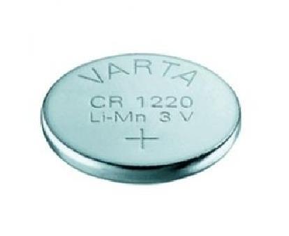 VARTA Pile bouton au lithium 'Electronics', CR1220, 3 Volt