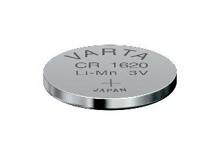 VARTA Pile bouton au lithium 'Electronics', CR1620, 3 Volt