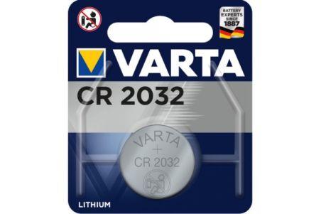 VARTA Piles lithium 6032101401 CR2032 blister de 1