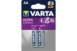 VARTA Piles lithium 6106301402 FR06 / AA blister de 2