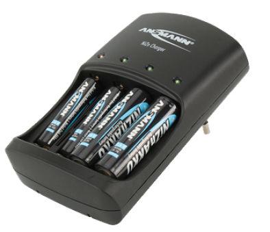 ANSMANN Chargeur 'NiZn CHARGER', pour piles nickel-zinc