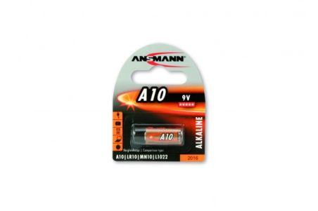 ANSMANN Piles alcalines 1510-0006 A10 blister de 1